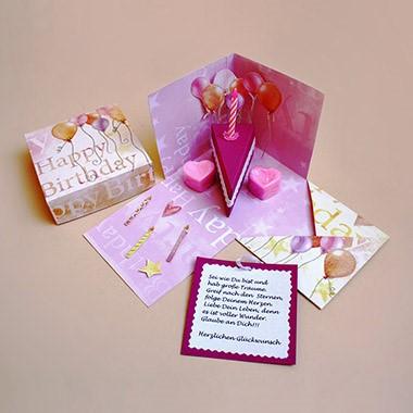Individuelle Geschenkverpackungen und Faltschachteln, Geschenkideen, Faltschachteln uvm.